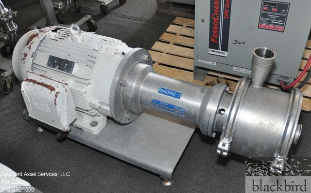 Quadro High Shear Mill