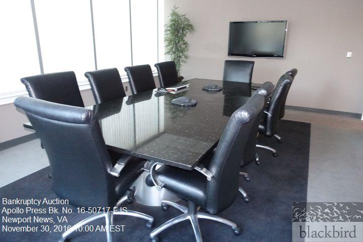 Office Furniture Auction Virginia