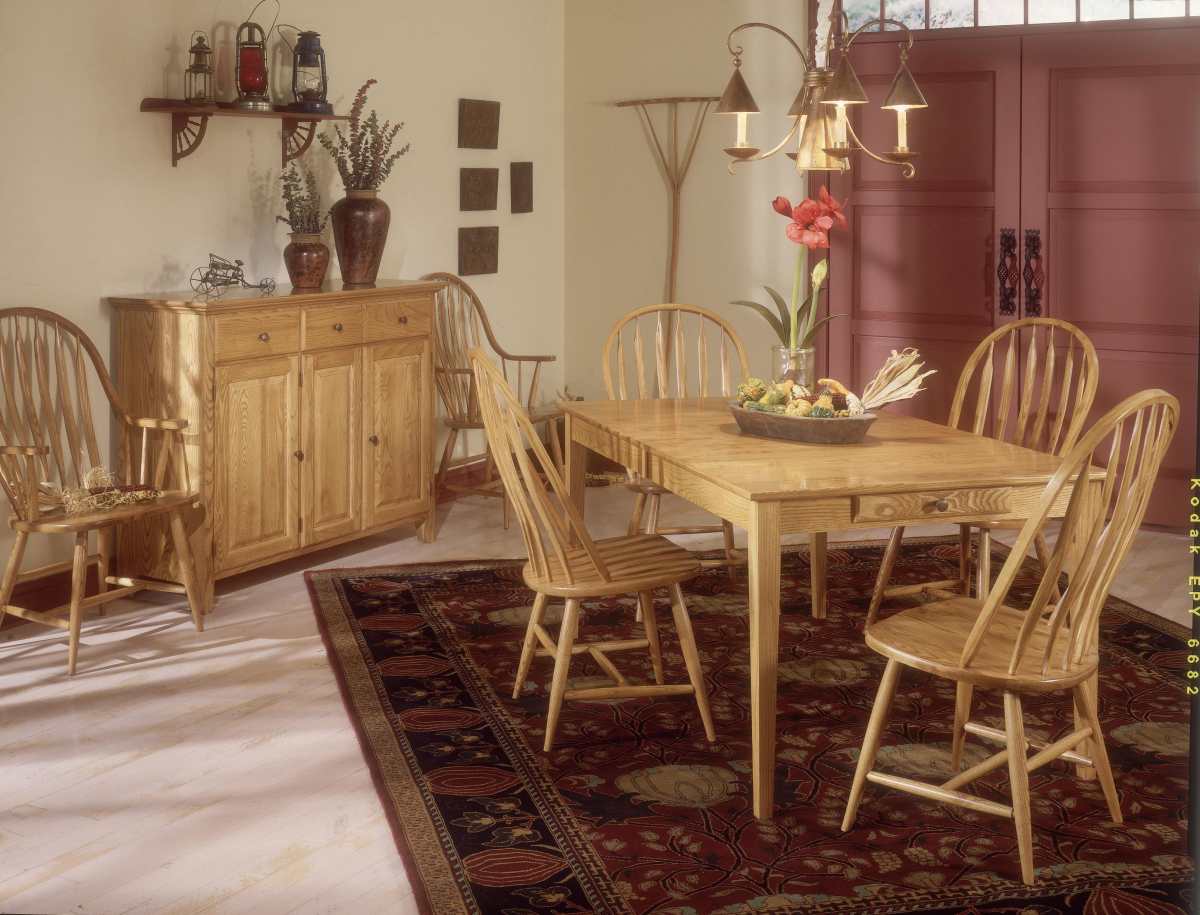 Crawford furniture dock sale blackbird auctions and - Dining room furniture buffalo ny ...