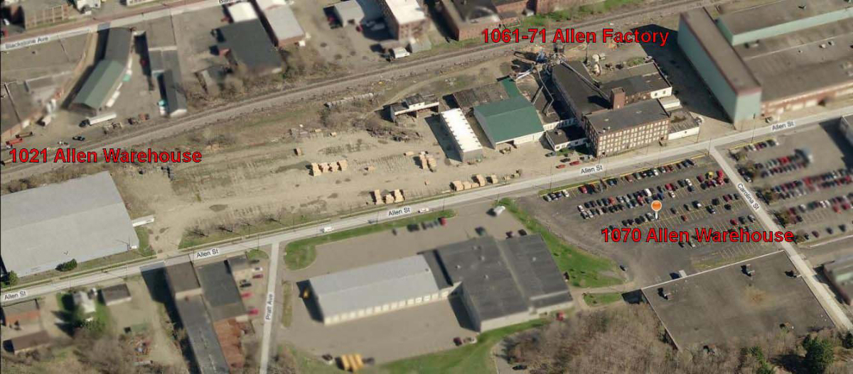 Industrial Real Estate Auction