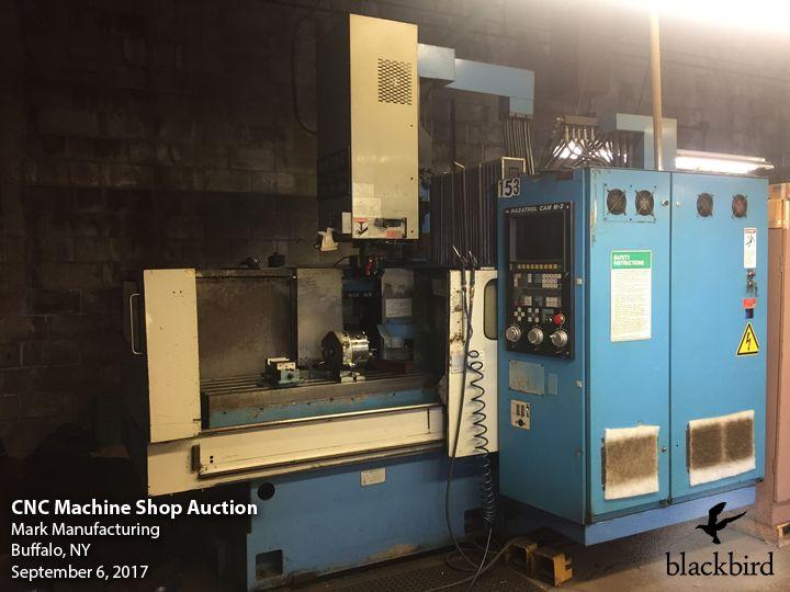 Mark Manufacturing Cnc Machine Shop Blackbird Auctions
