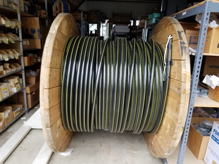 MSOS original cable reel