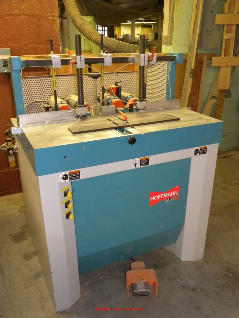 Hoffman Dovetail Router