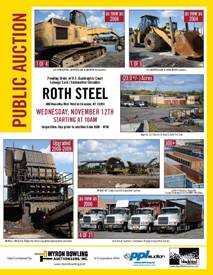 ROTH STEEL Brochure V1 Page 1