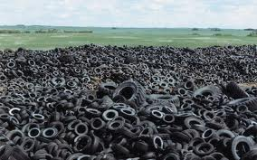 A Tire Dump