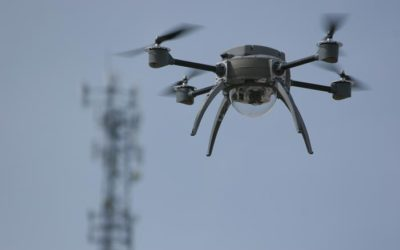 Drone Use Coming to Fruition!