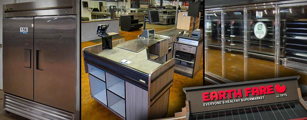 Grocery Store Equipment | Greensboro, NCOnline Auction