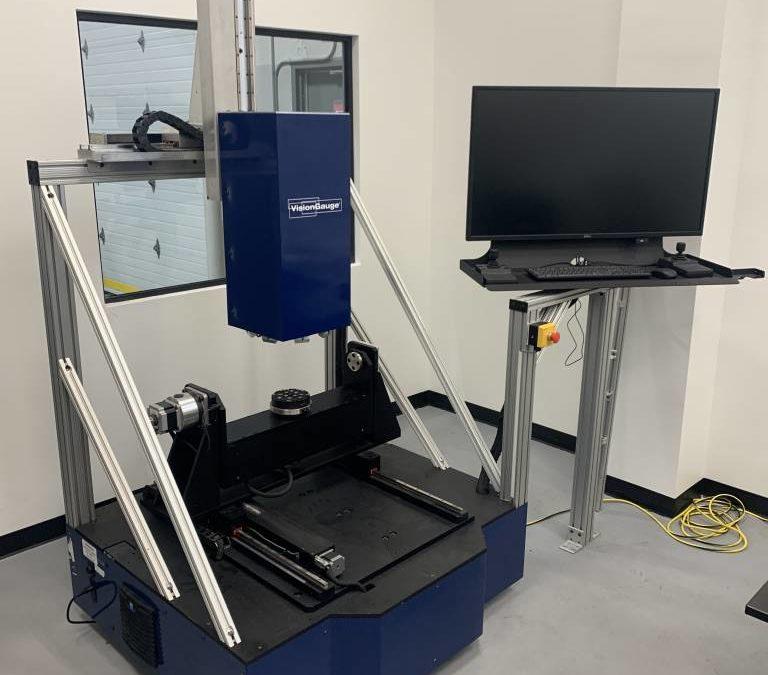 VisionGauge Digital Optical Comparator